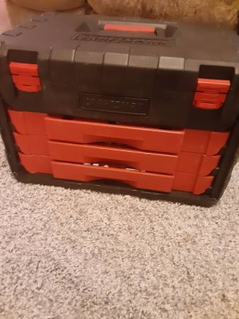 Photo Craftsman 450 piece mechanic tool set - $280 (Hawarden)