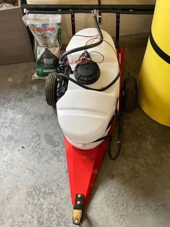 Photo Fimco 15 gallon sprayer - $100 (Sioux Falls)