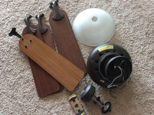 Photo Hunter Ceiling Fan - $75 (Sx Falls)
