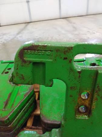 Photo John Deere suitcase weights (Hawarden)