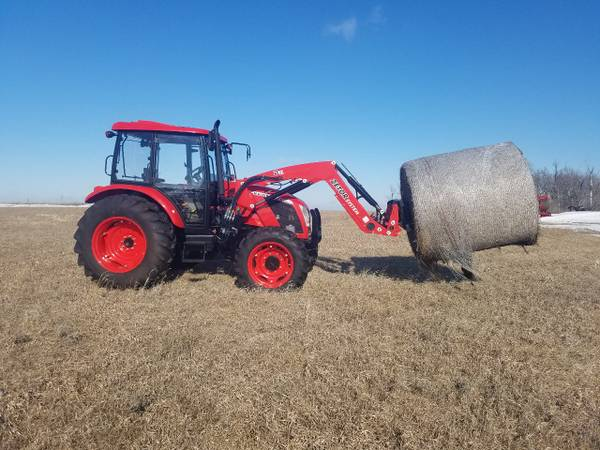 Photo Zetor Major 80 Tractor With Loader Brand New - $44,900 (Avon SD)