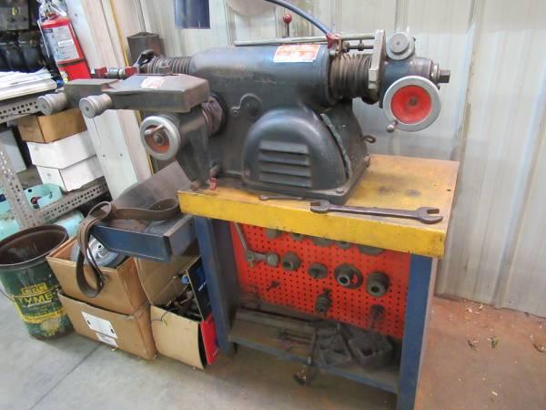 Photo ammco brake lathe - $2,200 (Sioux Falls)