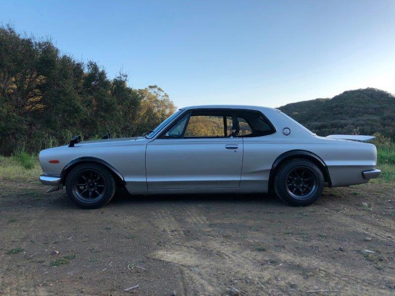 Photo 1972 Nissan Skyline 2000 GT
