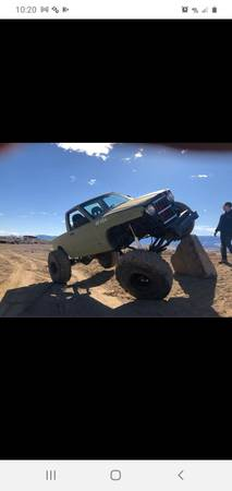 Photo 1991 chevy s10 willys Crawler - $5,000 (Susanville)