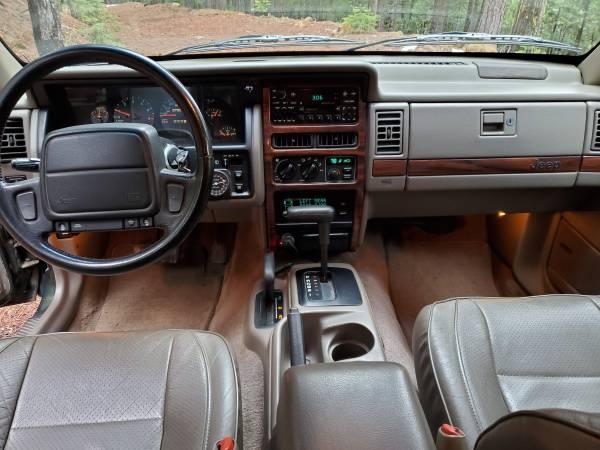 Photo 1995 Jeep Grand Cherokee Ltd - $1500 (Hammond Ranch, CA)