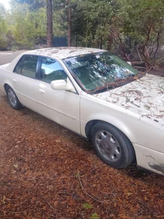 Photo 2000 Cadillac Deville DHS - $1500 (Mount Shasta, CA)
