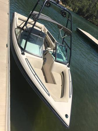 Photo 2000 Fineline Pro Am Ski  Wakeboard Boat - $20,000 (Medford)