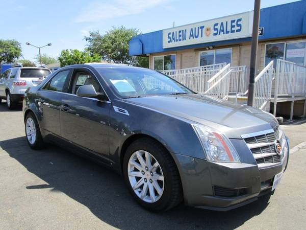 Photo 2009 Cadillac CTS 4 - NEW TIRES - PANORAMIC ROOF - LEATHER SEATS - BOSE SOUN - $10,988 (2009 CADILLAC CTS 4 - NEW TIRES - PANOR)