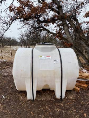 Photo 500 Gallon Leg Tank - $400 (Hornbrook)