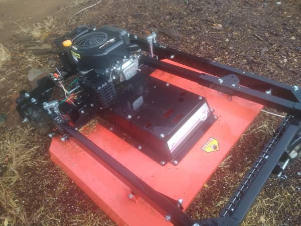 Photo DR Field And Brush Mower - $1,300 (Yreka)
