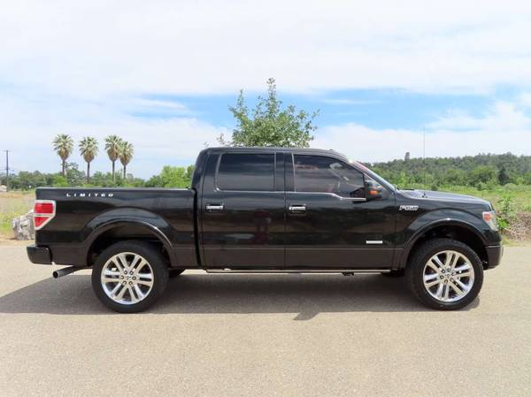 Photo HUGE PRICE DROP 2013 FORD F150 SUPERCREW LIMITED 4X4 BRAND NEW ENGINE - $285,913 (JUNIORS WESTSIDE AUTO SALES)