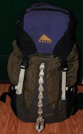Photo Kelty Moraine 3600 Backpack - $30 (Mt. Shasta Forest near McCloud)