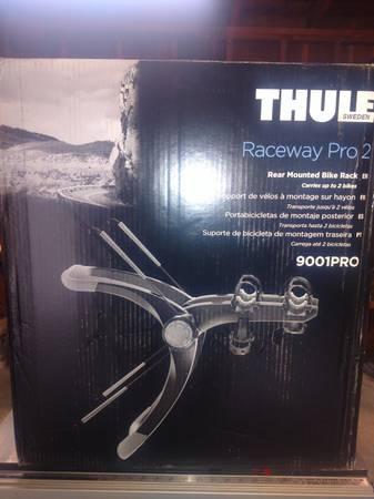 Photo Thule Raceway Pro 2 bike rack - $275 (Sunnybrae)