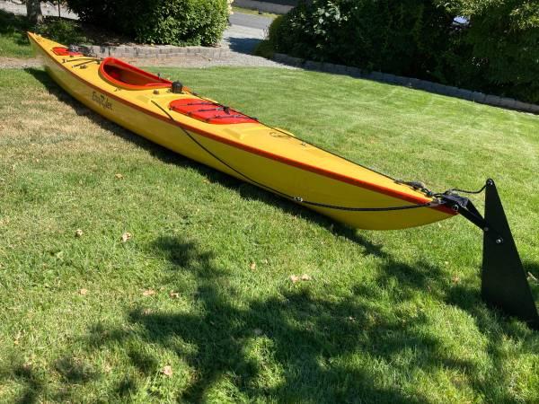 Photo 17-Foot Easy Rider Kayak - $1,000 (La Conner)