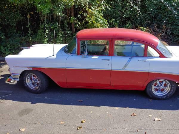 Photo 1956 Chevy 210 4 door sedan - $16,000 (Sedro Woolley)