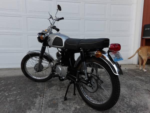 Photo 1969 Honda 90 Scrambler and Spare Parts - $2,500 (Oak Harbor)