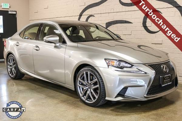 Photo 2016 Lexus IS 200t F-Sport - $21414 (Mount Vernon)