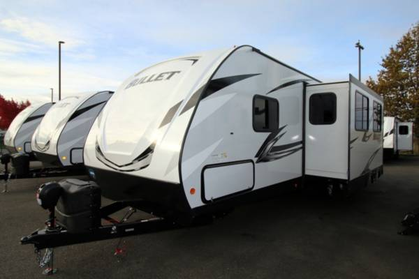Photo 2021 KEYSTONE BULLET 290BHSWE Travel Trailer - $34,995 (Cing World of Burlington)