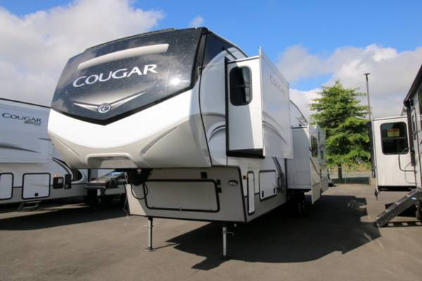 Photo 2021 KEYSTONE COUGAR 368MBI Fifth-Wheel 5th Wheel - $61,995 (Cing World of Burlington)