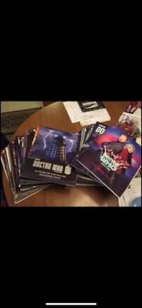Photo 71 Doctor Who magazines - $400 (Sedro-Woolley)