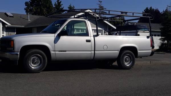 Photo 95 Chevy 1500 WT - $3,500 (Anacortes)