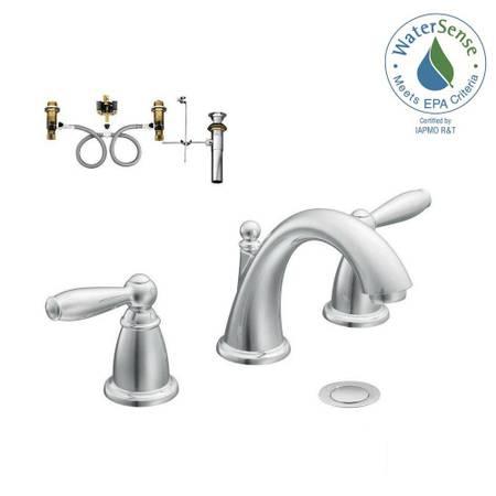 Photo Bathroom faucet (Moen) - $75 (Concrete)