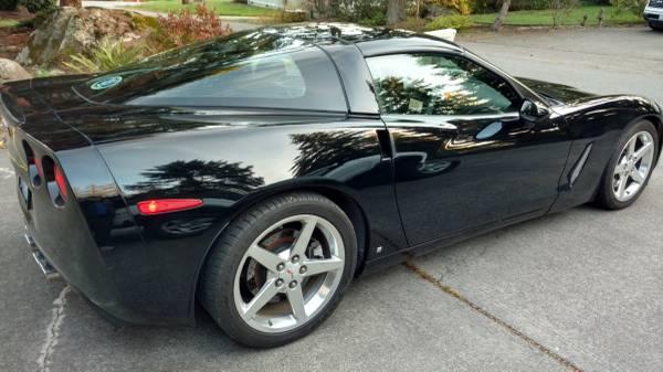 Photo C6 Corvette - $23,950 (LaConner)