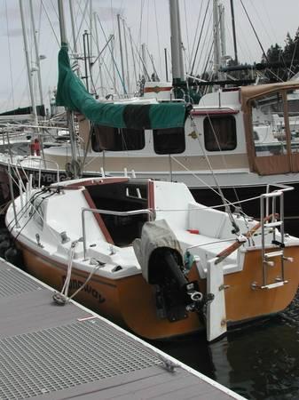 Photo Catalina 22 - $2200 (Vashon)