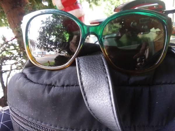 Photo Coach sun glasses - $100 (Mount Vernon)