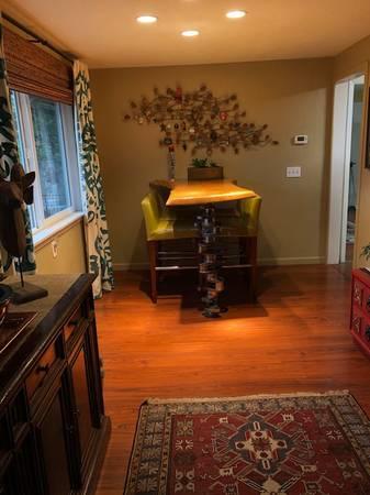 Photo Custom Dining Bar With Local History - $395 (Oak Harbor)