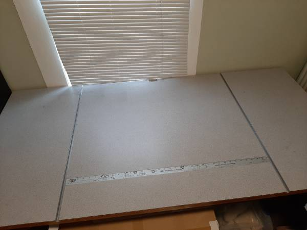 Photo Cutting Table Top - $40 (SEDRO WOOLLEY)