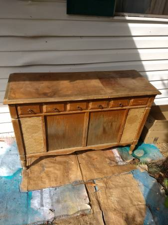 Photo FREE Vintage stereo console (sedro woolley)