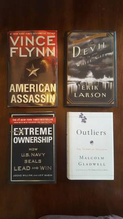 Photo Great Books for Sale $10 each - $10 (Oak Harbor)