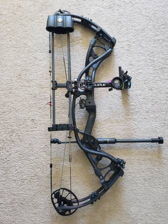 Photo Hoyt Carbon RX4 Ultra - $1,400 (Sedro Woolley)
