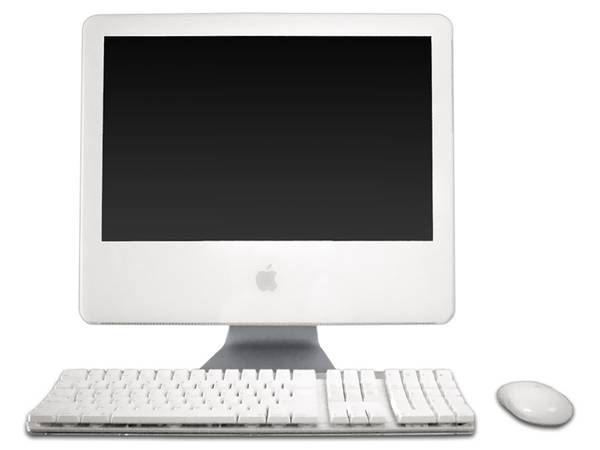 Photo IMac G5 - $130 (concrete, mount vernon, bellingham, marysville)