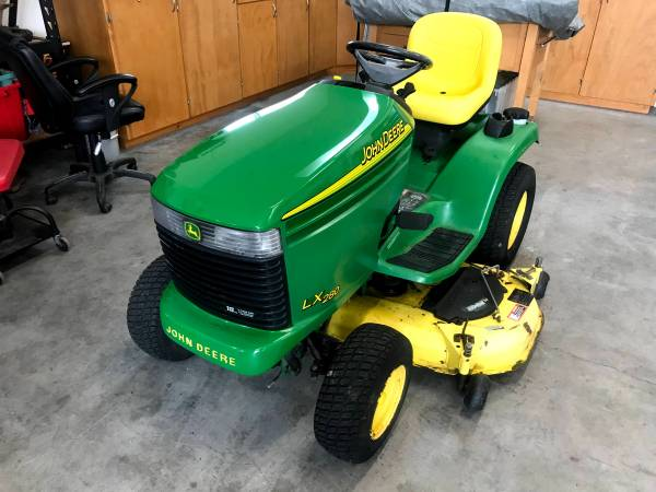 Photo John Deere Lawn Tractor Service - $45 (Oak Harbor)
