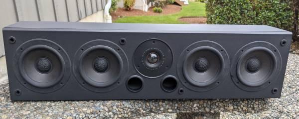 Photo Polk Audio CS350-LS Center Speaker - $125 (Anacortes)