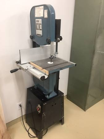 Photo Reliant 14 inch Bandsaw - $450 (Mount Vernon)
