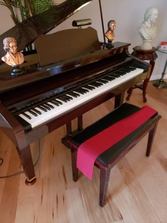 Photo Roland Player Piano - $5,500 (Mount Vernon)