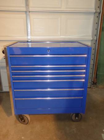 Photo Snap-on Tool Chest - $650 (Coupeville)