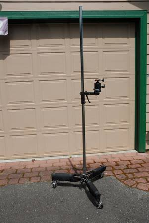 Photo Studio Camera Stand and Ballhead - $900 (RochesterGrand Mound)