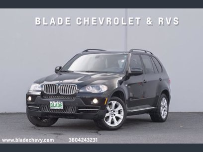 Photo Used 2007 BMW X5 4.8i for sale