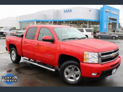 Photo Used 2010 Chevrolet Silverado 1500 Crew Cab LTZ for sale