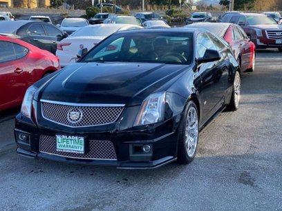 Photo Used 2012 Cadillac CTS V Coupe for sale
