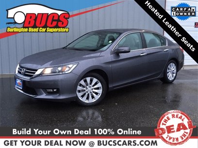Photo Used 2015 Honda Accord EX-L Sedan for sale