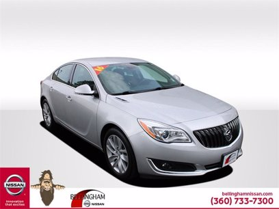 Photo Used 2016 Buick Regal Premium AWD for sale