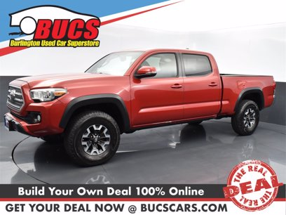 Photo Used 2016 Toyota Tacoma TRD Off-Road for sale
