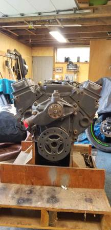Photo Vortec 4.3 - $300 (Located in Sedro-Woolley.)