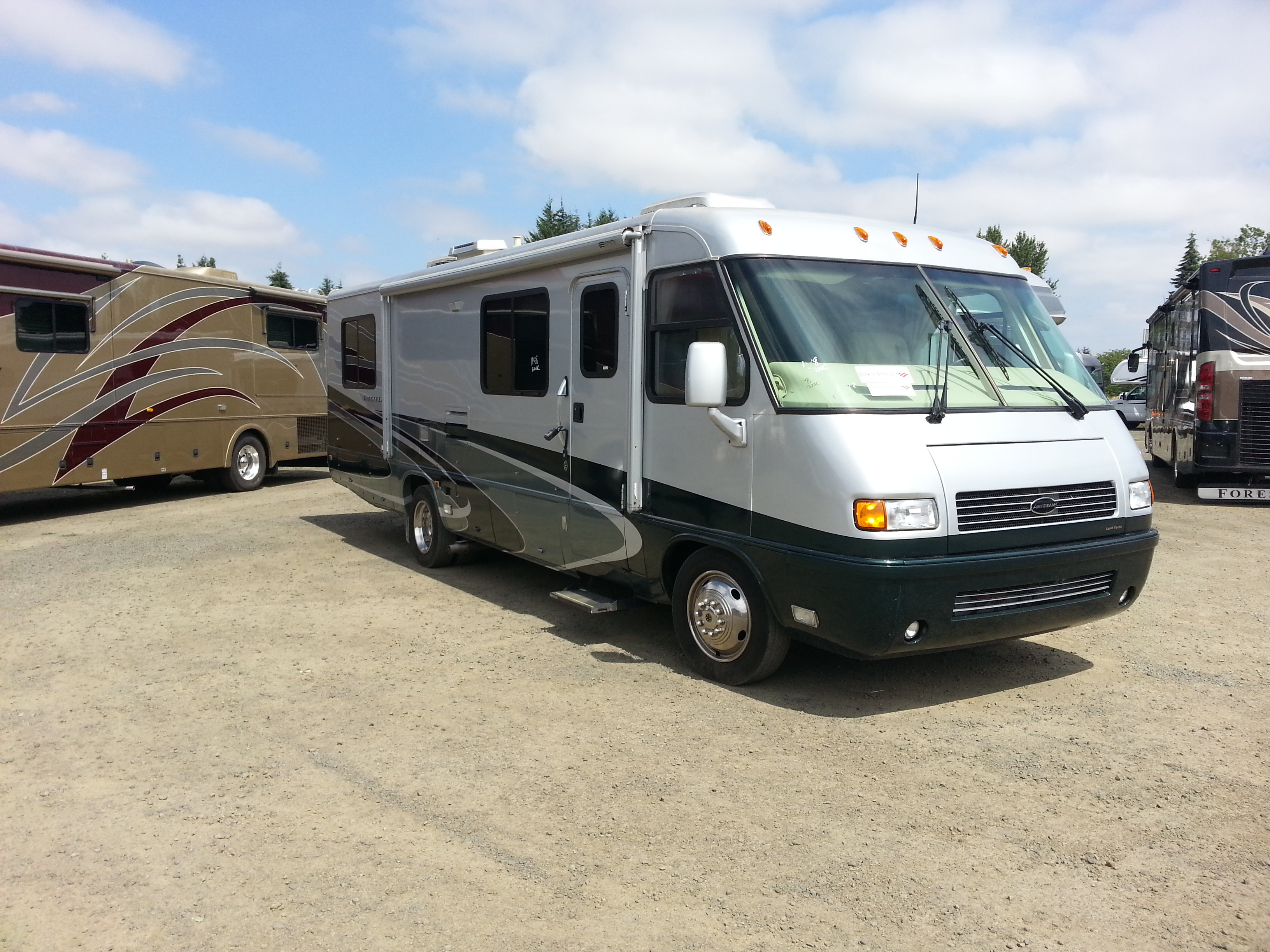 Photo 2005 Airstream LAND YACHT 30SLD $ 43500     Get Financing as low as 469.80mo      Get Financing as low as 469.80mo