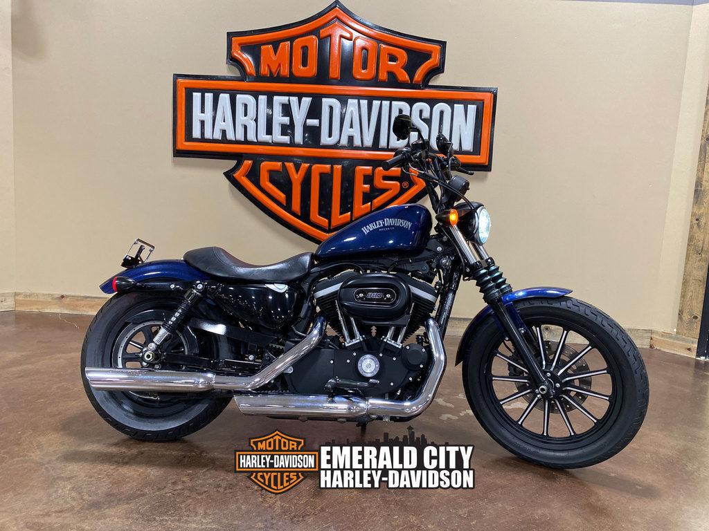 Photo 2013 Harley-Davidson XL883N - Sportster Iron 883